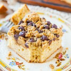 Peanut Butter Honey Buttermilk Cake by Averie