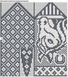 Knitted Mittens Pattern, Knit Mittens, Knitted Gloves, Knitting Socks, Knitting Patterns, Filet Crochet, Diy Crochet, Creative Class, Christmas Crochet Patterns