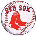 Boston Red Sox Pennant Baseball 14in