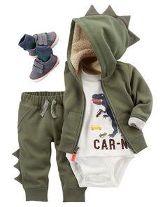 1-5Years Shan-S Boys Outwear,Toddler Kids Baby Boys Long-Sleeved Cartoon Car Print Hooded Warm Jacket Cotton Coat Winter Korean Version Outwear Tops