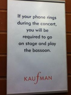 Or do a monologue, or sing a song...