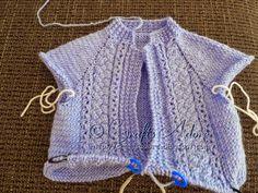 Knitted Baby Boy Cardigan Free Pattern