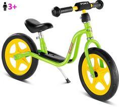 Rowerek biegowy Puky LR 1 - zielony