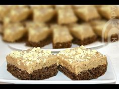 YouTube Krispie Treats, Rice Krispies, Junk Food, Romanian Desserts, Walnut Recipes, Food Cakes, Snacks, Cake Recipes, Candy