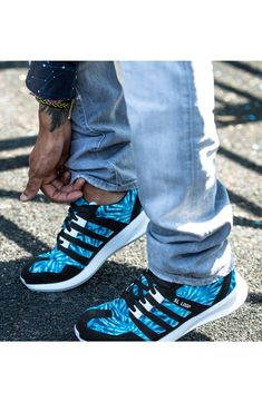 newest 81add 2414e Cool blue kicks. Adidas Sneakers, Adidas Men, Shoes Sneakers, Adidas  Runners,