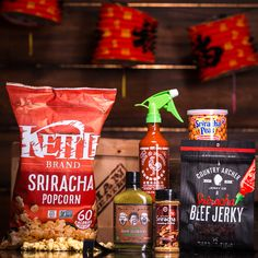 Sriracha, you cruel temptress, we just don't know how to quit you.