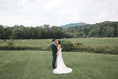 Last year Emily, Anton and I met for their engagement session in Stowe, Vermont, at the very location where they would share their vows one year later.We spent that afternoon enjoying the Vermont countrysideand chatting all about their amazing wedding day plans. Neither of these two could stop smiling as theyshowed me their ceremony location …