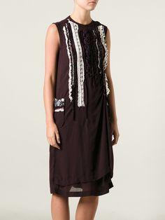 Comme Des Garçons Vintage Платье с Аппликацией 'Tricot CDG' - Купить в Интернет Магазине в Москве | Цены, Фото.