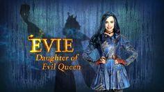 Evie daughter of Evil Queen