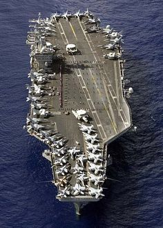 USS Nimitz The other carrier my brother served on