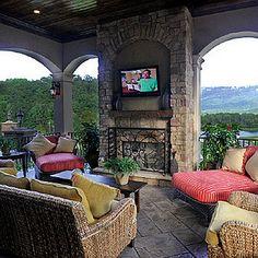 Cebu Outdoor Wicker Living Room
