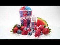 VaporFi Slushie Very Berry E Juice Review #ecigs #vaping #vape #vapelyfe #vapefam #vapedaily #vapecommunity #ejuice #girlsthatvape