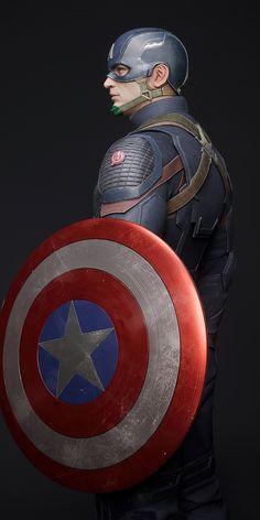Captain America Pictures, Oh Captain My Captain, Captain America Costume, Captain America Wallpaper, Captain America Movie, Chris Evans Captain America, Captain Rogers, Marvel Comics, Comics Anime
