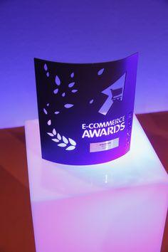 """E-commerce Award dans la catégorie """"Acquisition"""" remporté par @Intuiko #ECP13 #Awards"""
