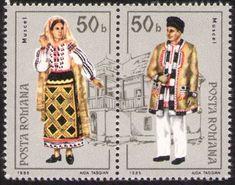 timbre postale - Google-keresés Moldova, Folk Costume, Bane, Postage Stamps, Straw Bag, 50th, Popular, Baseball Cards, Embroidery