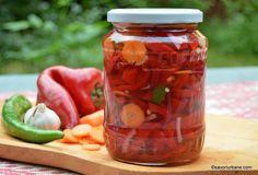 Preserves, Jar, Vegetables, Ethnic Recipes, Food, Cupcake, Black, Pickling, Canning