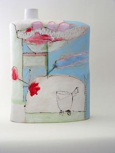 Ceramics by Kate Wickham at Studiopottery.co.uk - Produced in 2008.