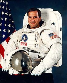 Richard James Hieb; STS-39, STS-49, STS-65
