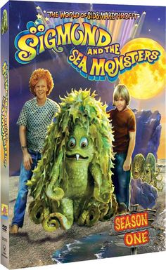 sigmund and the sea monsters. Anyone watch this show? I loved it.