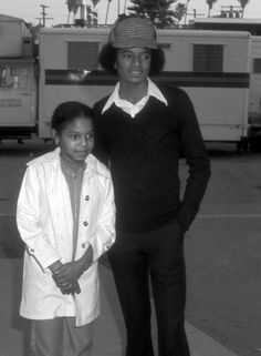 Janet and Michael Jackson at the American Music Awards rehearsal. Jan. 30, 1977  http://lightbox.time.com/2012/05/14/ron-galella/#ixzz1vh9ya33VRon Galella: America's Most Famous Paparazzi Photographer - LightBox