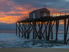 A Thanksgiving Sunrise by Capt. Gerry Hare on 500px