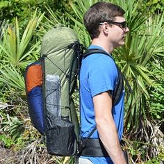 Ultralight Backpack | ZPacks | Lightweight Backpack