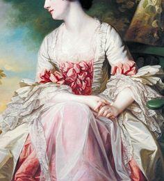 Portrait of a Lady by Francis Cotes, 1768