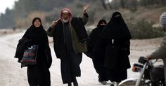 2/23/17 ISIS Women Tortured Prison -  Turkish military operation seized the prison this week and freed terrified prisoners that were forced to live behind huge steel doors http://www.mirror.co.uk/news/world-news/inside-isis-prison-women-were-9903258