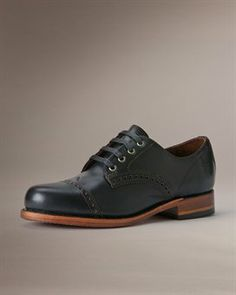 Arkansas Brogue Oxford