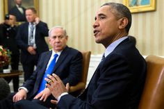 Obama and Netanyahu Seek to Move Past Rift Over Iran Nuclear Deal