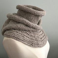Ravelry: Arctic Chill pattern by Grace Rose Crochet Scarves, Crochet Shawl, Knit Crochet, Loom Knitting, Knitting Patterns, Crochet Patterns, Stockinette, Knitting For Beginners, Neck Scarves