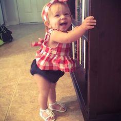 Super cute on my little niece!