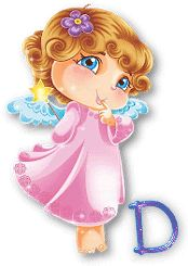 ange-A-4.gif 3 Gif, Cute Alphabet, Thing 1, Love You Forever, Love You All, A 17, The Fool, My Music, Princess Peach