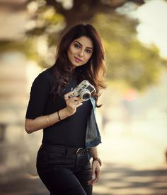 Ultimate Gallery™ I'm being myself when the camera is rolling. Joker Iphone Wallpaper, Cute Beauty, Indian Beauty, Portrait Photography, Actresses, Poses, Womens Fashion, Image, Beautiful