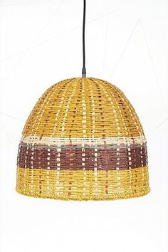 This hand woven pendant is part of a collection of Yuta Badayala lights developed by Koskela in collaboration with the Yolngu weavers from Elcho Island Arts.The collaboration, a first of its kind, uses traditional weaving techniques used in Arnhem Land to...