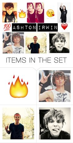 """""""ASHTON IRWIN!!!!!!!!!!!!! Ash Girls Enjoy!"""" by loves5sos ❤ liked on Polyvore featuring art, Sexy, 5sos, ashtonirwin, 5secondsofsummer and 5sosimagines"""