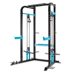 Capital Sports Rack Power Pull Up Bar Safety Spotter Gym Fitness Training Weight 6 Sports & Outdoors - Sports & Fitness - home gym - http://amzn.to/2jsMKm8