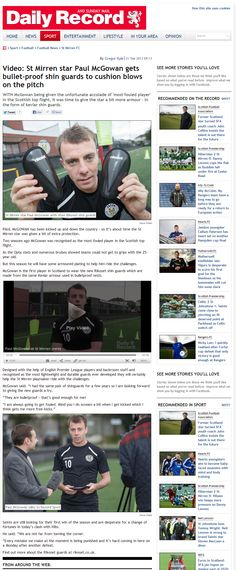 Daily Record, Football Gif, News Media, Entertaining, Means Of Communication, Entertainment