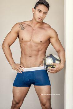 David R. by Armando Adajar for Wood underwear
