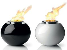 Ball Oil Lamps