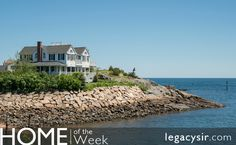 Bold views of the Atlantic Ocean and Perkins Cove highlight this magnificent oceanfront home. Originally built in 1850 & tastefully rebuilt in 2002 maintaining its historical character coupled with today's modern amenities.