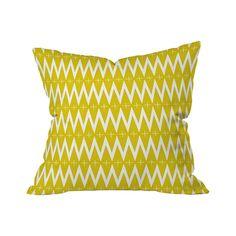Lemon Law Outdoor Throw Pillow