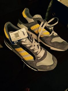 Gallery Read Full Article Adidas Originals ZX 600 UK 10 2006 VERY RARE  Casuals Not Ardwick Jamaica Dublin  485103e9e0