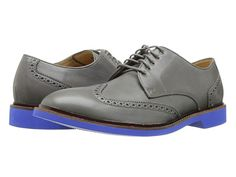 Cole Haan Phinney Wing Ox Charcoal Grey - 6pm.com