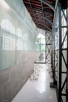 TEN ARQUITECTOS | Cultura - The Chopo Museum
