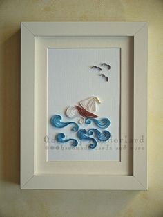 quilling boat