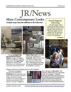 June News. Fabrics, Furniture & Advertising! @Sunbrella
