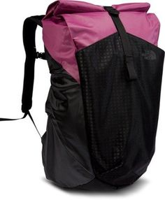 The North Face Itinerant Pack Dark Eggplant/Black