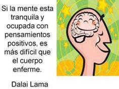 Con una mente positiva siempre lograremos las mejores perspectivas...;D