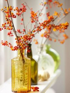 50 Easy Fall Decorating Projects Decorate your home inside and outside with gourds, leaves, pumpkins, nuts and other seasonal materials for beautiful fall DIY displays. Autumn Decorating, Decorating Your Home, Decorating Ideas, Decor Ideas, Diy Ideas, Party Ideas, Fall Living Room, Living Rooms, Thanksgiving Centerpieces